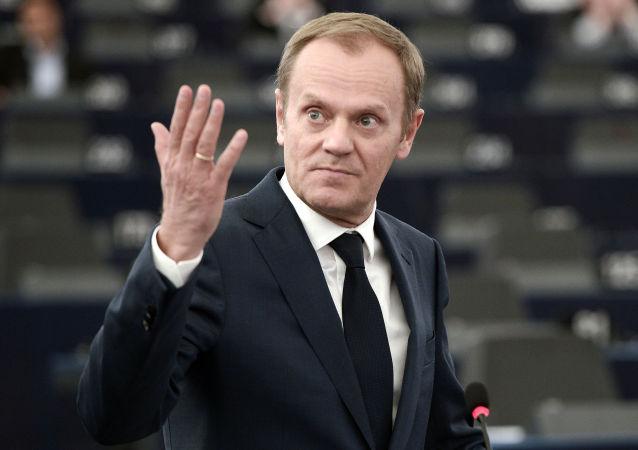 波兰外长称可能对图斯克连任欧洲理事会主席提出异议