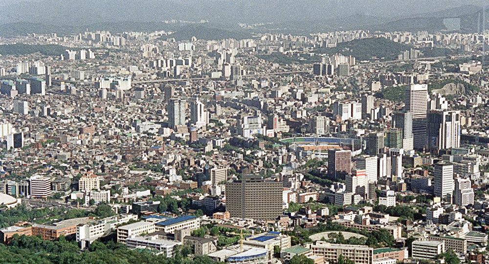 首尔,韩国