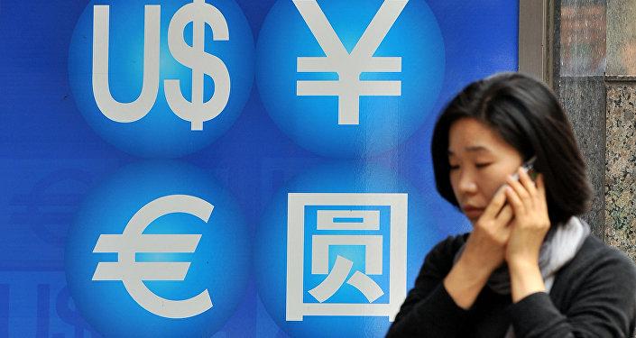 特朗普可能放弃指责中国操纵汇率