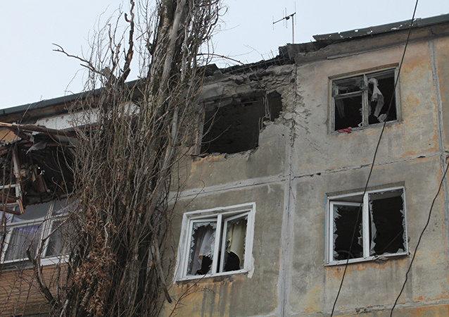 烏克蘭強力人員過去一晝夜16次炮擊頓涅茨克