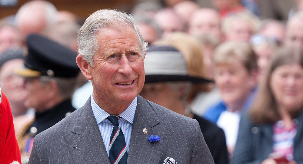 英國王儲查爾斯