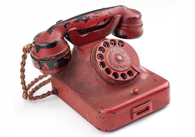 希特勒的電話將在美國被拍賣