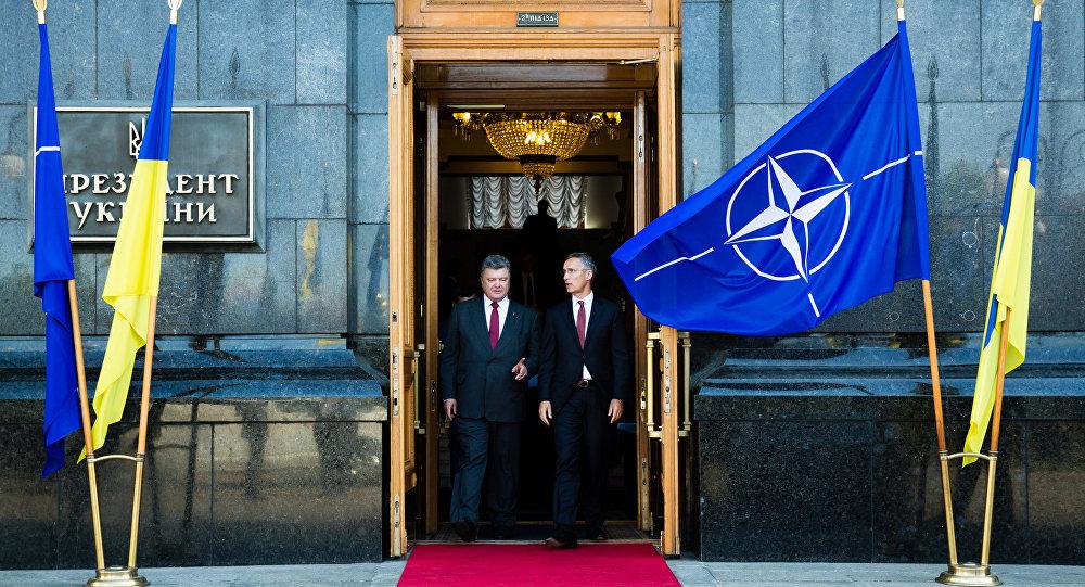 北約秘書長稱烏克蘭加入北約是一個長期目標
