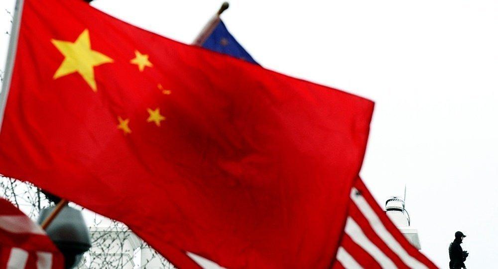 美国在拉美与中国形成对立