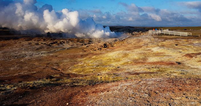 研究:地球生命或起源于陆地