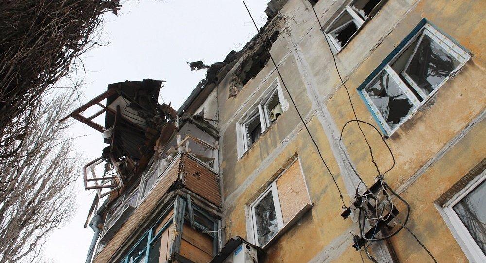 顿巴斯冲突以来已经导致顿涅茨克人民共和国近4400人死亡