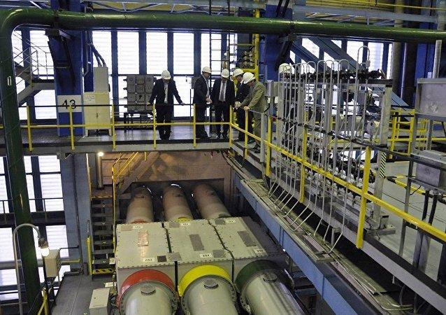 帕克什核电站