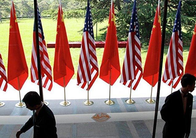 政府工作报告:继续推进中美经贸磋商