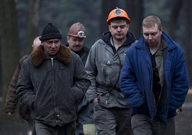 烏克蘭工人