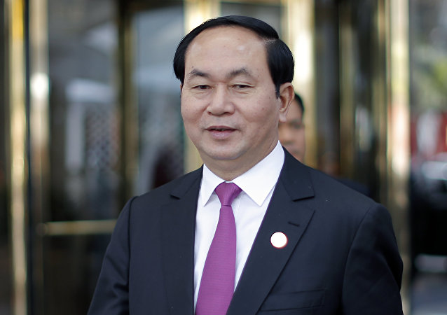 越南领导人表示俄越伙伴关系具有战略性