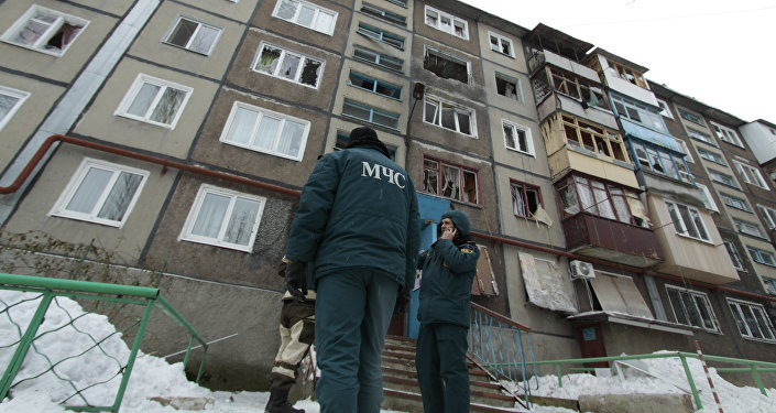 頓涅茨克國防部:民兵建議的停火機制得到實際執行