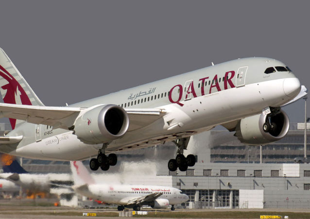 外媒:女乘客怀疑丈夫出轨机上撒泼导致航班迫降印度