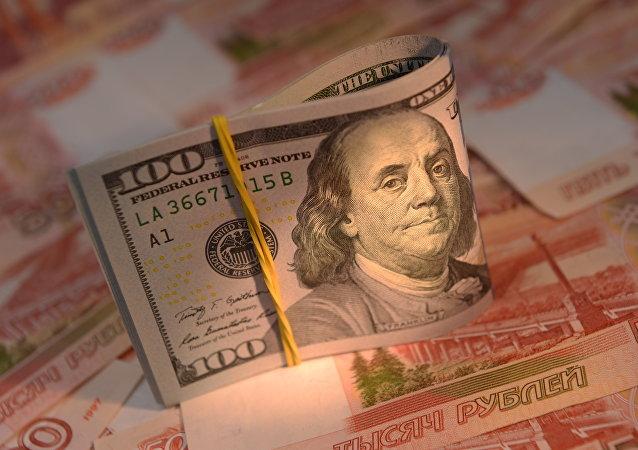 俄第一副總理:政府沒有討論個人外幣結算去美元化的問題