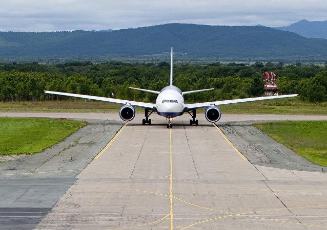 波音777客机