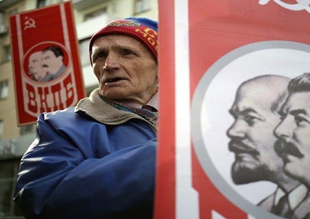 纪念俄国十月革命一百周年展览11月7日将在北京开展