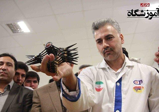 伊朗理髮師