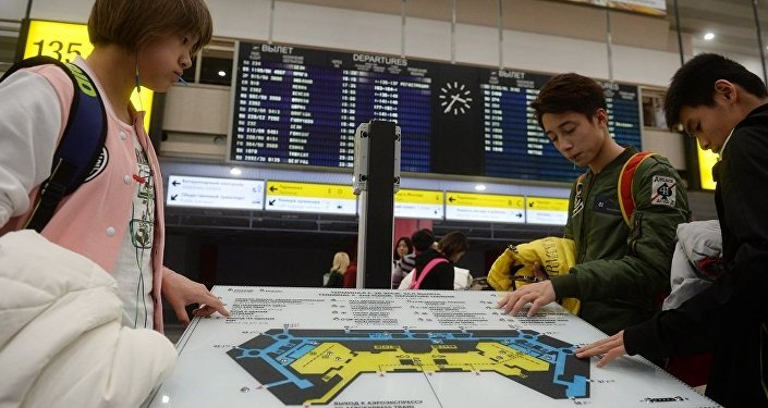 中國三家航空公司參加俄太平洋旅遊論壇的工作