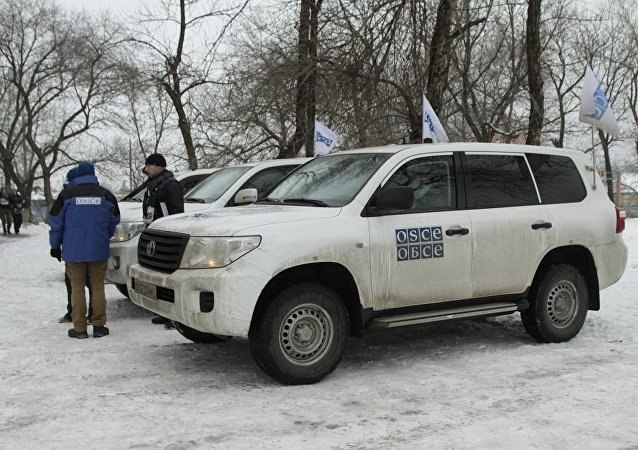 俄官員:歐安組織特別觀察團行動受限事件70%是烏軍所為