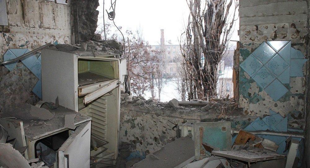"""俄侦委会称乌军在顿巴斯对平民使用""""圆点-U""""系统"""