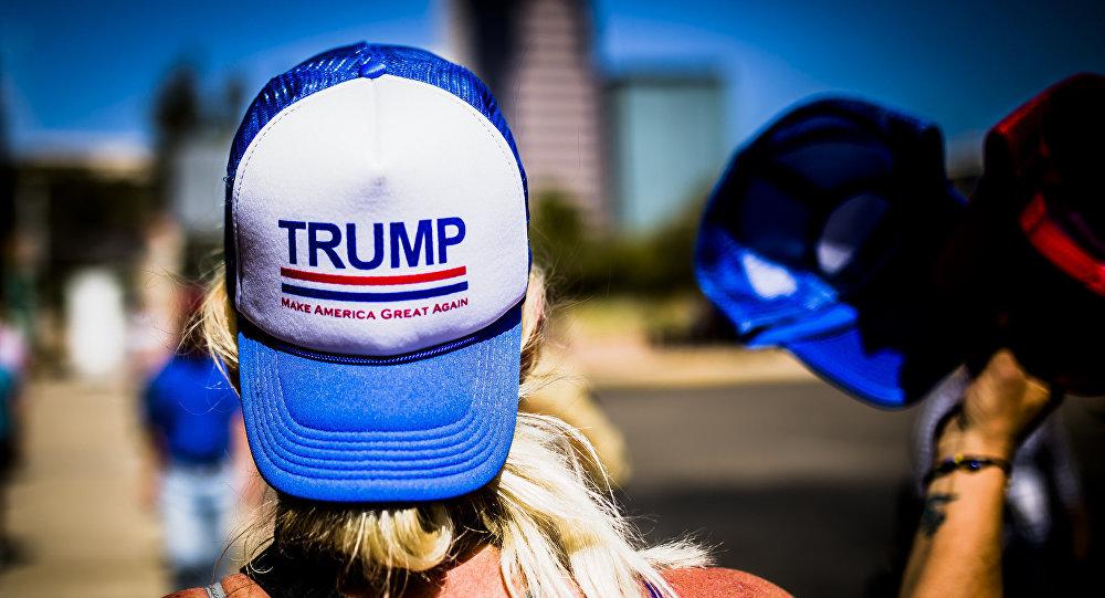 民調:過半美國人認為特朗普不稱職