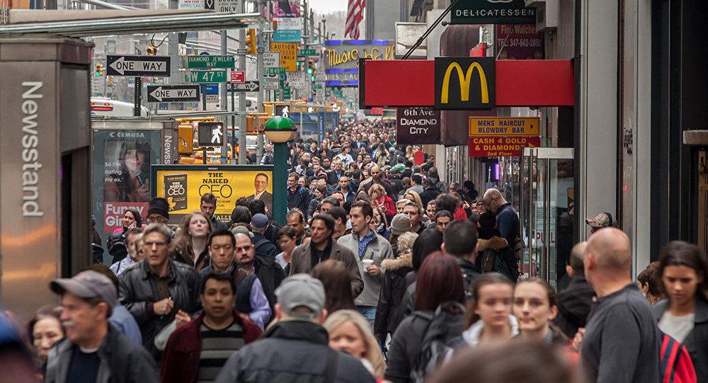 民调:70%的美国人预计美国近期将遭到大型恐怖袭击