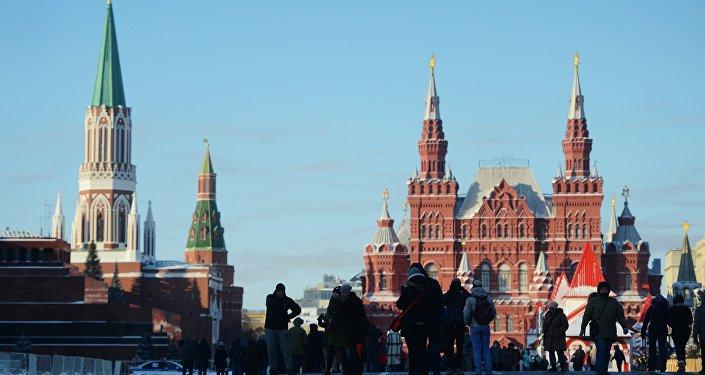俄旅游署:优秀的中文翻译讲解员将被邀请至克里姆林宫博物馆工作