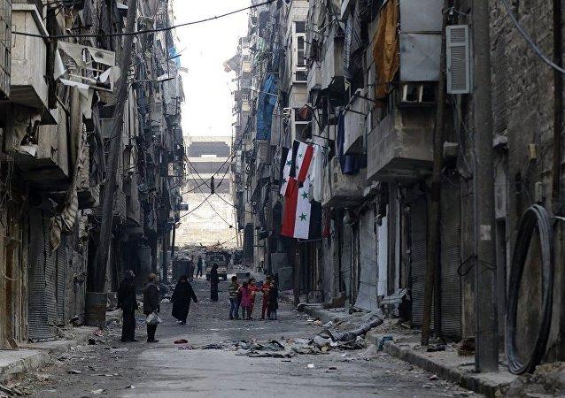 叙利亚政治学家:阿勒颇——第二个斯大林格勒