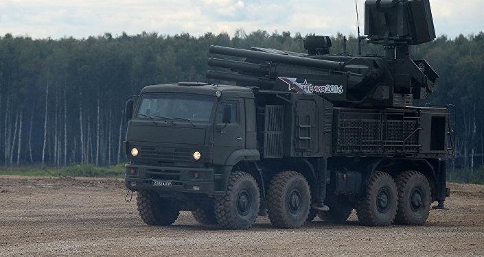 鎧甲-S導彈系統