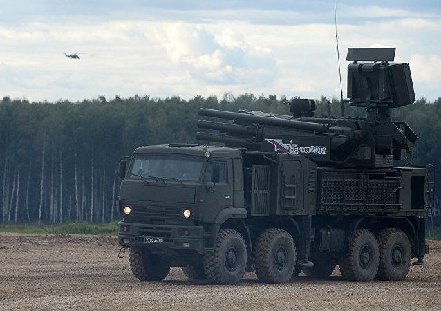 铠甲-S导弹系统
