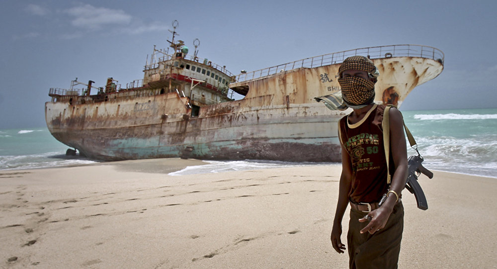 专家:2016年印尼海盗活动有所减少