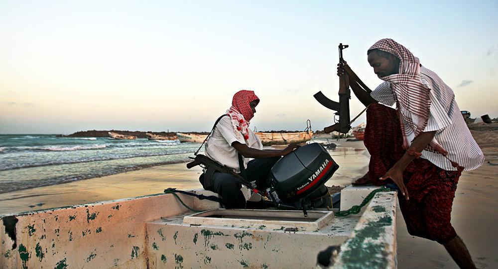 海盗已释放在喀麦隆海岸绑架的俄罗斯船员