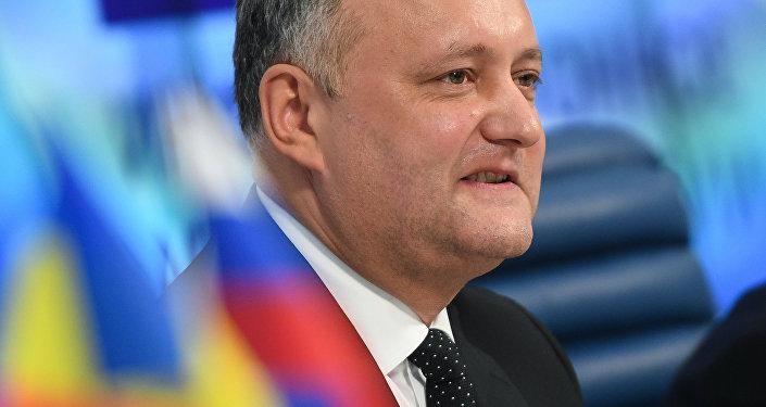 摩爾多瓦總統:德涅斯特河沿岸地區不會獨立