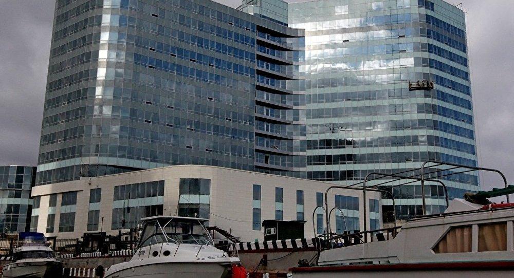 俄符拉迪沃斯托克原凯悦酒店将于8月再次拍卖