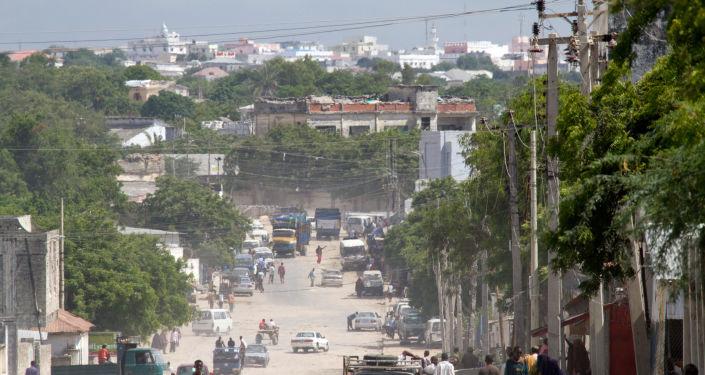 索馬里首都摩加迪沙