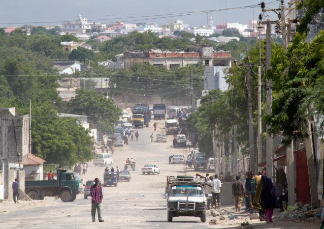 索马里首都摩加迪沙