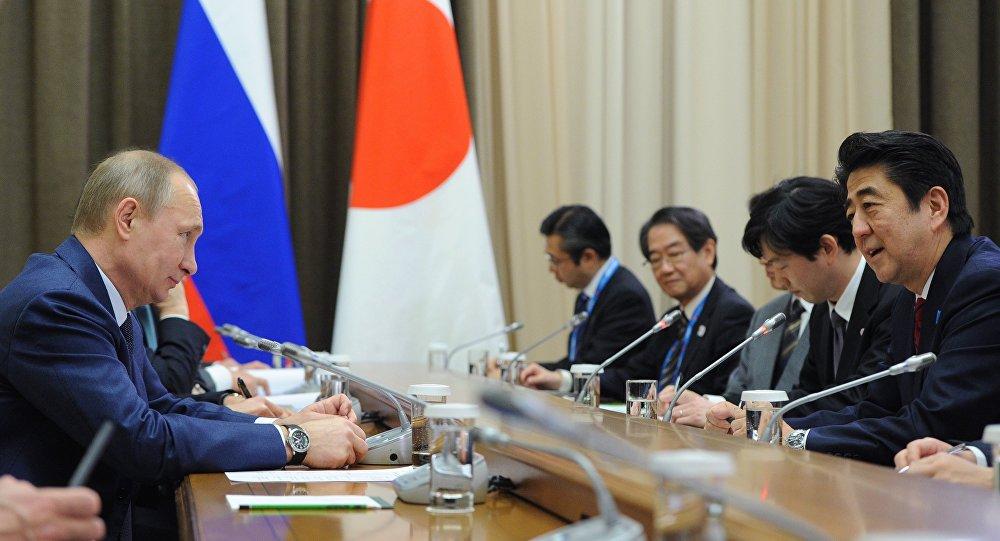 克宮:俄日將繼續為締結和平條約進行談判
