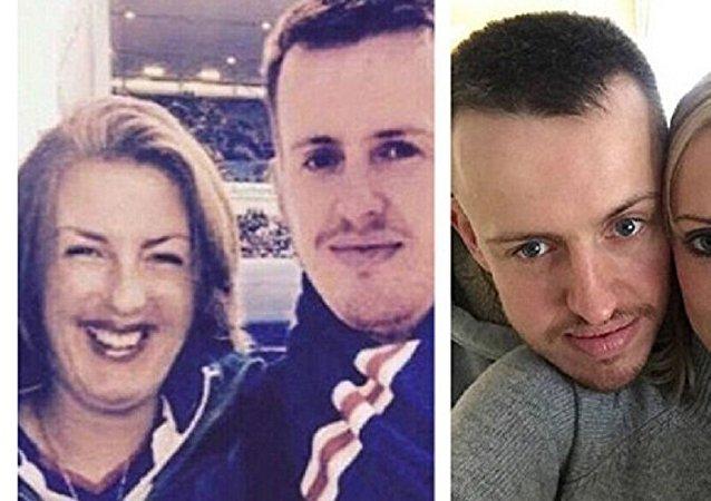 英国一女子连续四年间将一陌生男子的照片装作未婚夫照片放在网上