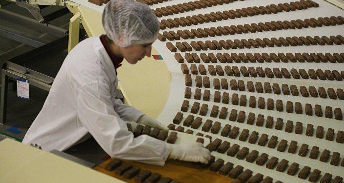 中國成為俄羅斯巧克力最大進口國