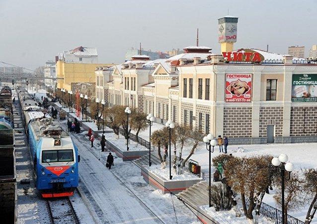普京祝贺与中国接壤的外贝加尔边疆区成立10周年