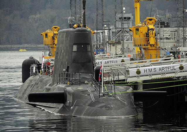 英国海军潜艇