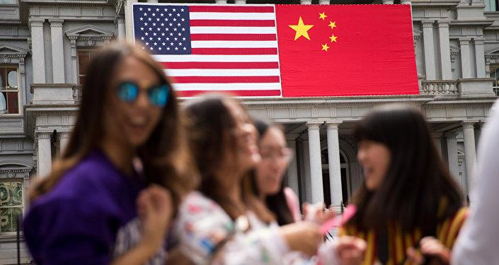 民調:近半數美國人不滿特朗普對華政策