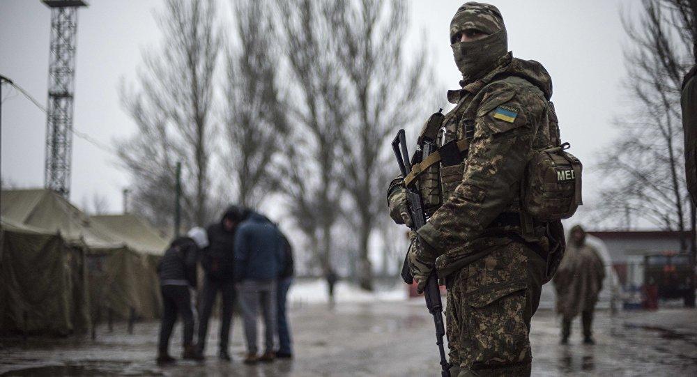 烏克蘭軍方:一組軍人在盧甘斯克州失蹤