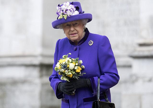 英国女王伊丽莎白二世