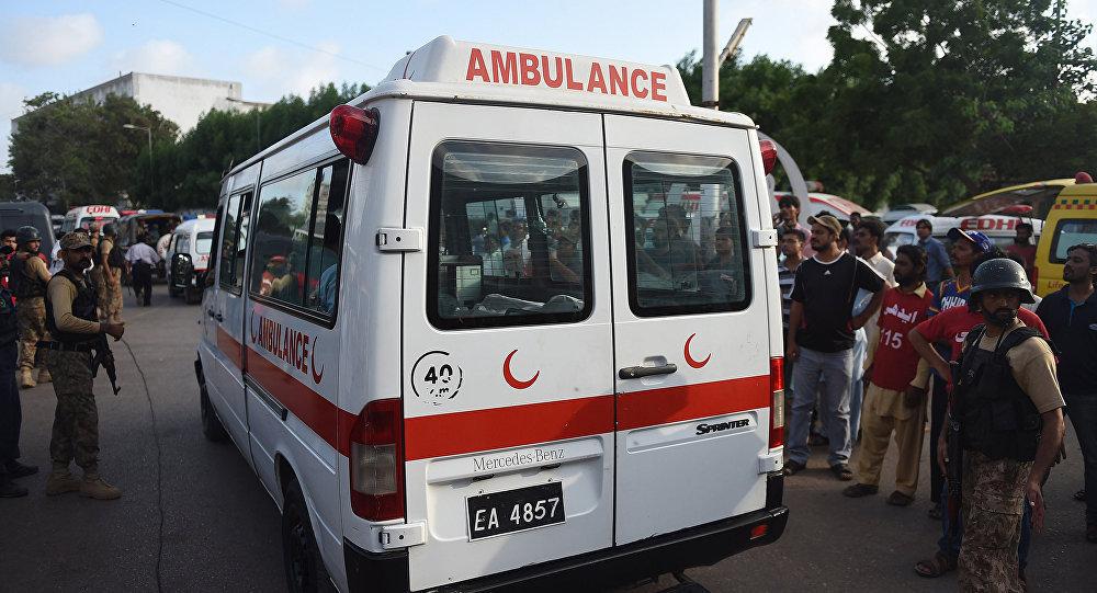 媒體:巴基斯坦旅客列車脫軌致20人受傷