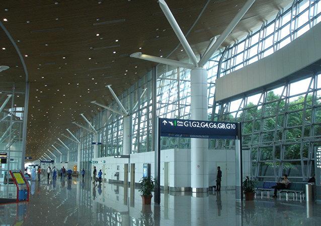 吉隆坡国际机场将进行消毒工作