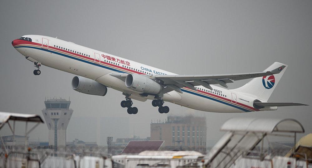 中国东方航空公司客机