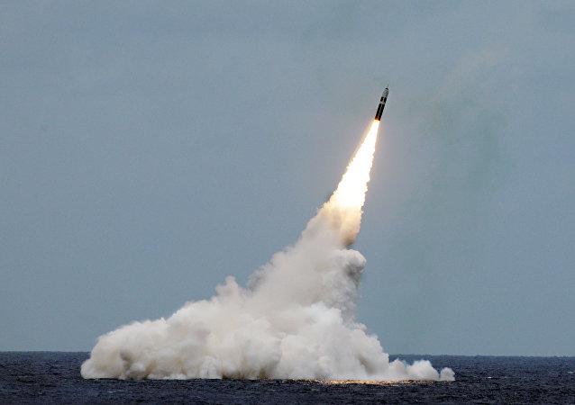 朝鮮再次試射彈道導彈令人嚴重關切