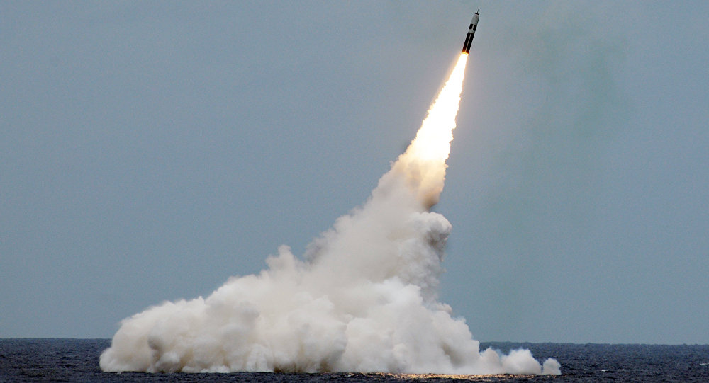 Trident II D5导弹