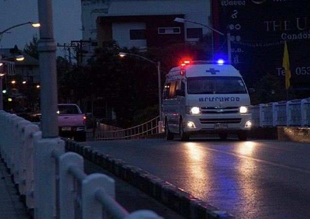 泰國急救車