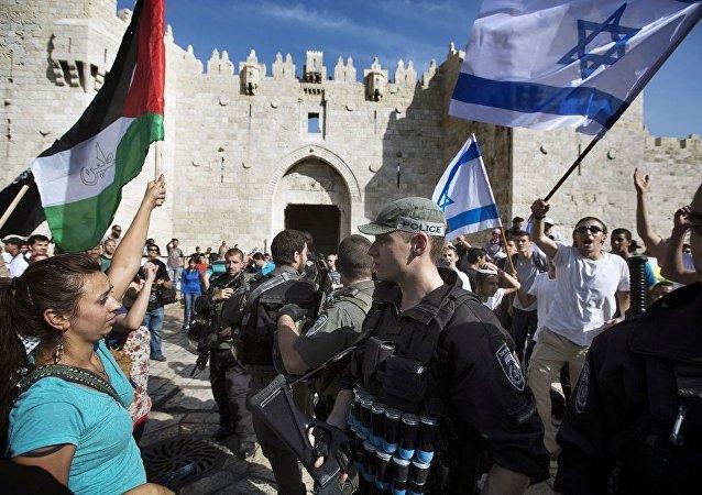巴解执委会呼吁巴勒斯坦政府与以色列断交